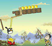 Hra - Tommy VS Birds