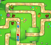 Hra - Bloons Tower Defense 5