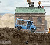 Hra - Prison Bus Driver