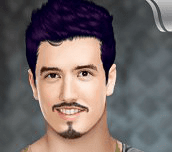 Hra - Big Time Rush Makeover