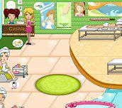 Hra - Celebrity Spa