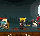 Shotgun vs Zombie