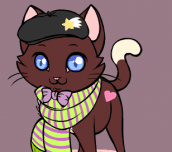 Hra - Meow Meow Dress Up