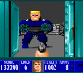 Hra - Wolfenstein 3D