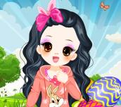 Bunny Girl Makeover