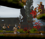 Hra - War Zombie Avatar