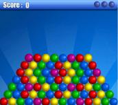 Hra - Falling Balls