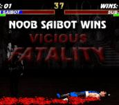 Hra - Noob Saibot Kreate A Fatality
