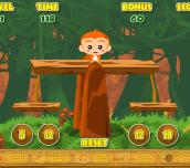 Hra - Monkey Math Balance