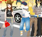 Trendy Boyish Girl