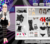 Hra - LadyGaga in Concert Makeover