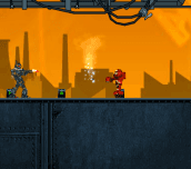 Hra - Extreme Robot