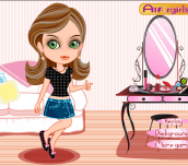 Hra - Cute Girl Makeover