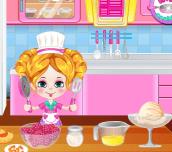 Hra - Peach melba