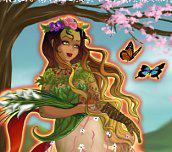 Hra - Čtyři přírodní živly