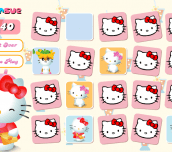 Hello Kitty Pexeso 2