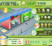 Hra - Sim Lemonade Millionaire