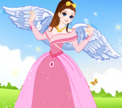 Hra - Bird Princess Dress Up