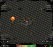 Hra - Starcraft Flash Action 4