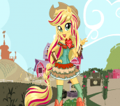 Hra - Equestria Girls Applejack