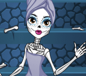 Hra - Skelita Calaveras Boney Makeover