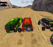 Hra - Canyon Offroad 3D
