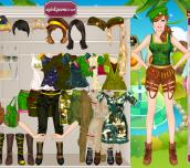 Barbie Army Fashion