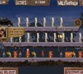 Hra - Zombie Smasher