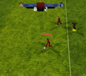 Hra - Football 5s 3D