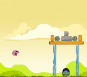 Hra - Angry Brain Heroes