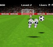 Hra - Smashing Soccer