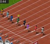 Hra - 100m Race