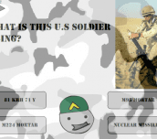 Hra - Modern Weapons Quiz 2