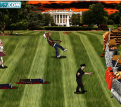 Hra - Obama vs. Zombies