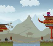 Hra - Ninja Land