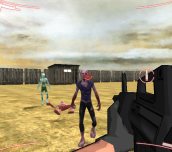 Hra - Zombie Shooter 3D