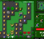 Zombie Lego Defence