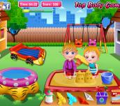 Hra - Baby Hazel Playdate