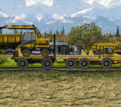 Hra - Heavy Machines