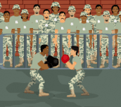 Hra - Army Boxing