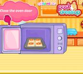 Hra - Winnie's Pizza Puff Pinwheels