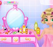 Tea Party Beauty Prep