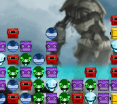 Hra - Robot Clix