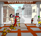 Hra - Caesar's Day Off