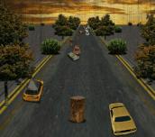 3D Russian Road Rage