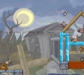 Hra - Roly-Poly Cannon: Bloody Monsters Pack 2