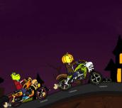 Halloween Bike Race