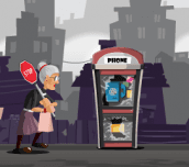 Hra - Angry Gran 2