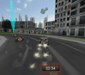 Hra - Blitz Rally