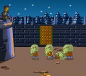 Prison Break Zombie